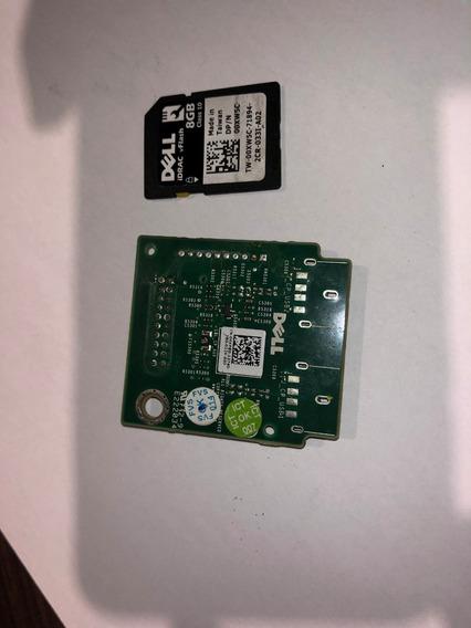 Cartão Servidor Dell R720xd Com Leitor