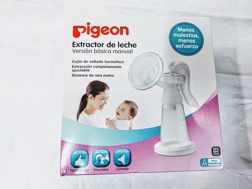 Pigeon Extractor Succionador Manual De Leche Version Basica