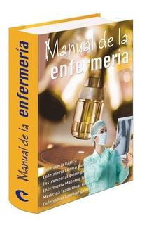 Manual De Enfermería Grupo Cultural - Nueva Edición - 2017