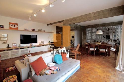 Apartamento Para Venda No Bairro Higienópolis Em São Paulo - Cod: Bi5211 - Bi5211