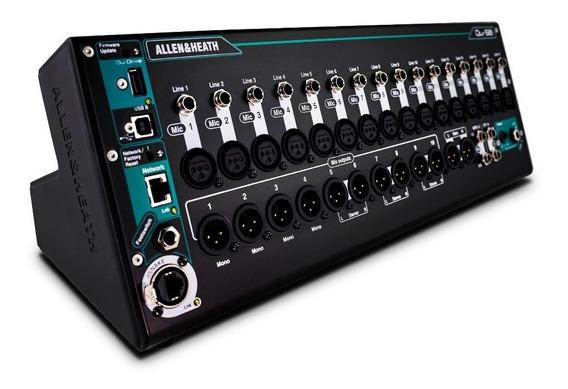 Allen Heath Qu Sb Mixer Digital Qusb Ultra Compacto