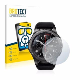 Peiícula Vidro Brotect Airglass Samsung Gear S3 Frontier Or