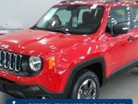 Jeep Renegade 1.8 Flex Aut. 5p