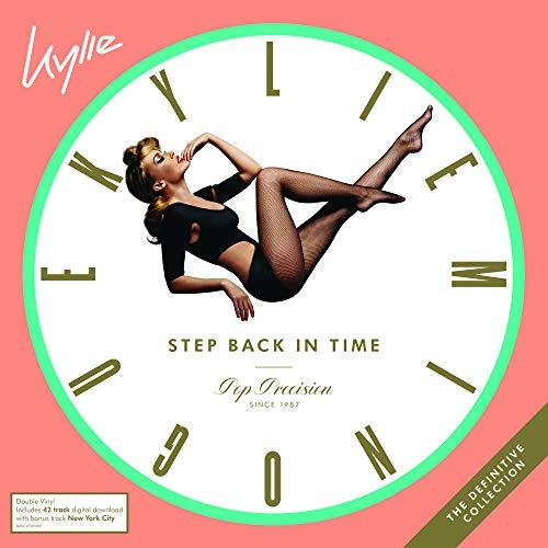 Vinilo : Kylie Minogue - Step Back In Time: The Definitive..