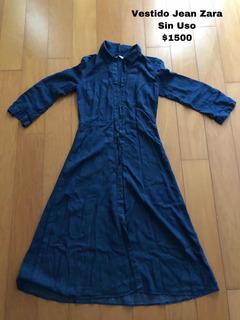 vestidos mujer zara usados