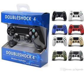 Joystick Ps4 Inalambrico Wireless Play 4 Playstation 4 V2