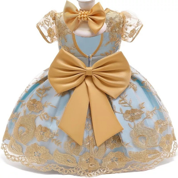 Vestidos Infantil De Festa Luxo