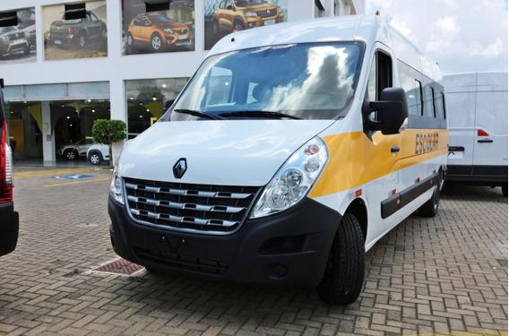 Renault Master 2.3 Dci Extra Vitré L3h2 Escolar