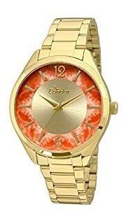 Relógio Condor Feminino Dourado Co2035krr/4l