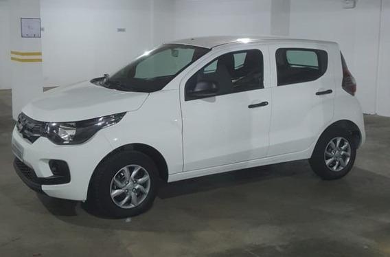 Fiat Mobi Easy 5p Branco 2019/2020 - Somente 75 Km Rodados