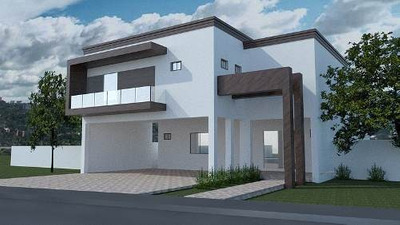 Casa En Venta En Carretera Nacional La Joya Residencial