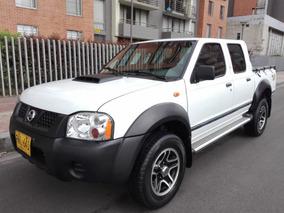 Nissan Frontier 2500 Cc Diesel 4x4 M/t 2011