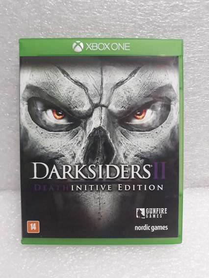 Darksiders 2 Xbox One Mídia Física