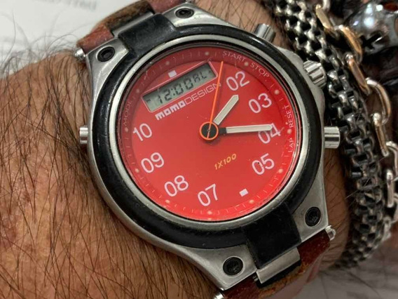 Momo Design Speed Md-013 Wr50m Ana-digi Quartz