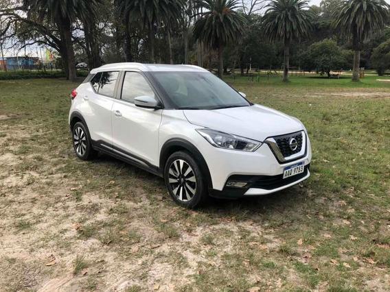 Nissan Kicks 1.6 Exclusive At Cvt 2017