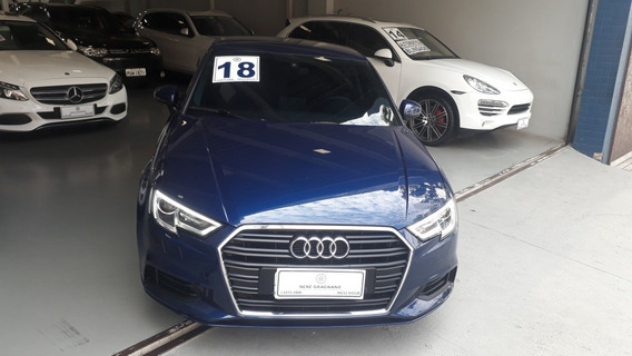 Audi A3 1.4 Tfsi Ambiente Flex Tiptronic 4p 2018