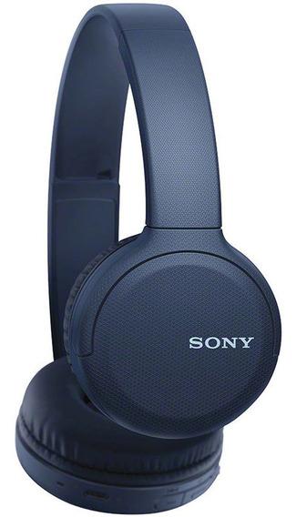 Headphone Bluetooth Sony Wh-ch510 Azul