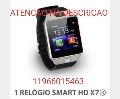 Relogio Smart Hd X7