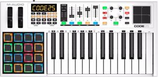 M-audio Code 25 | Controlador Midi 25 Teclas Dj Launchpad