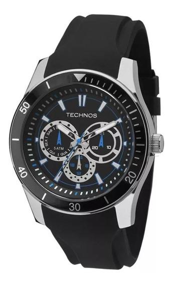 Relógio Technos Masculino P.race 6p29aiq/8p Original Barato