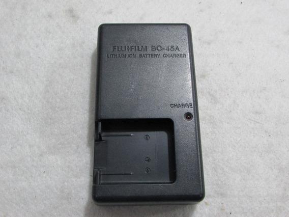 Carregador De Bateria Camera Digital Fujifilm Bc 45a