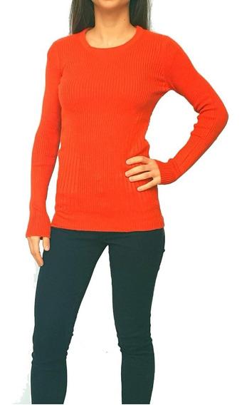 Sweater Cuello Redondo Morley Soft