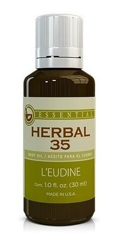 Herbal 35 Oil Leudine Made In Usa - Unidad a $70000