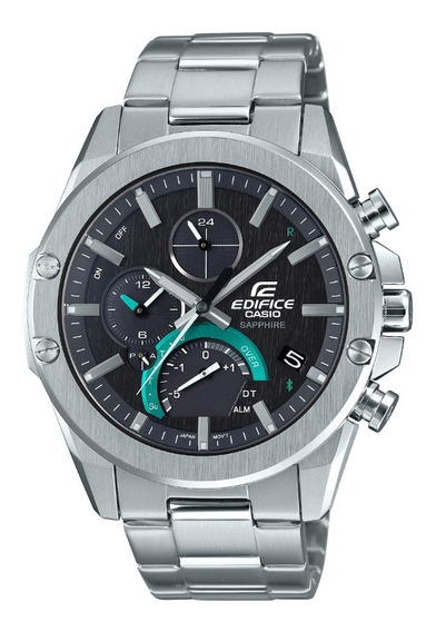 Reloj Casio Edifice Bluetooth Súper Slim Eqb-1000d-1a