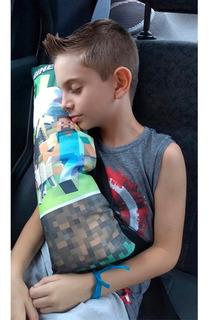 Almofada Protetor De Cinto De Segurança Travesseiro Pescoço