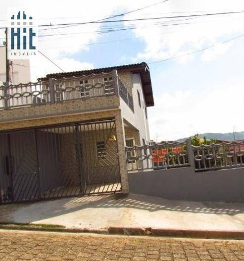 Sobrado À Venda, 100 M² Por R$ 320.000,00 - Jardim Santos Dumont - Bom Jesus Dos Perdões/sp - So0373