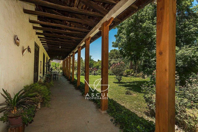 Casona Antigua En San Felipe