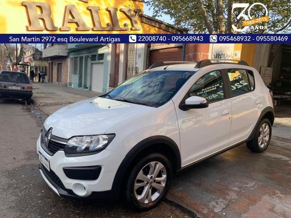 Renault Sandero Stepway Financio 100%