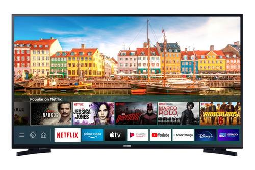 Imagen 1 de 12 de Smart Tv 43'' Samsung T5202 Fhd Led 2020
