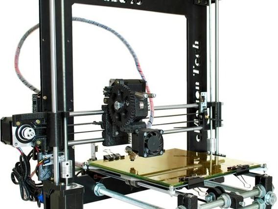 Kit Completo Peças Plásticas Prusa I3 Rework Impressora 3d