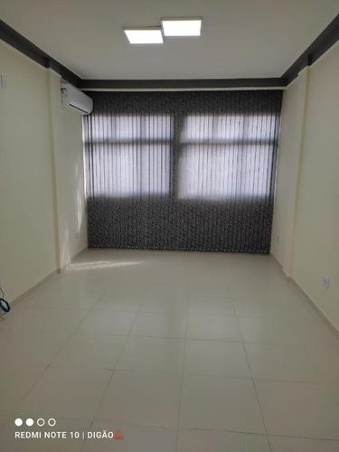 Imagem 1 de 5 de Sala, 27 M² - Venda Por R$ 67.000,00 Ou Aluguel Por R$ 780,00/mês - Centro - Bauru/sp - Sa0075