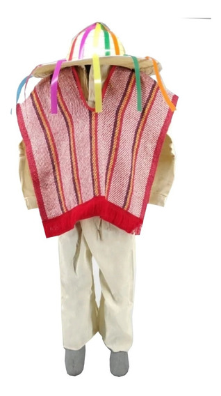 Disfraz Traje De Viejito Baile Tipico De Michoacan Regional