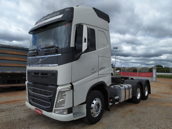Volvo Fh 540 2016 Globettroter