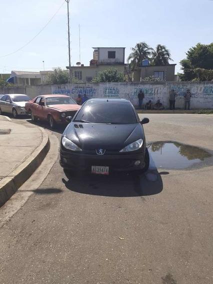Peugeot 206 Automático 1.6