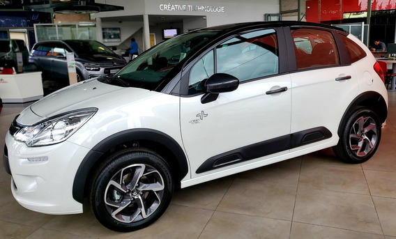 Citroën C3 1.6 Vti 115 Urban Trail (j)