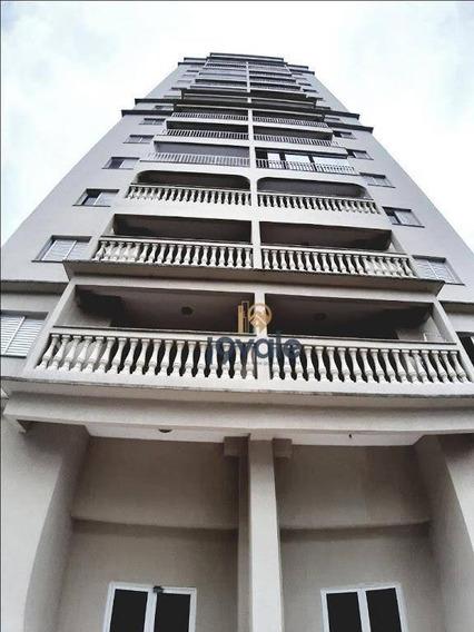 Apartamento Com 2 Dormitórios À Venda, 70 M² Por R$ 340.000 - Jardim Satélite - São José Dos Campos/sp - Ap1747