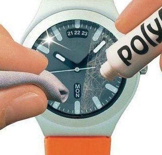 Polidor Telas Relógios Celular Tablet Arranhões Arranhão