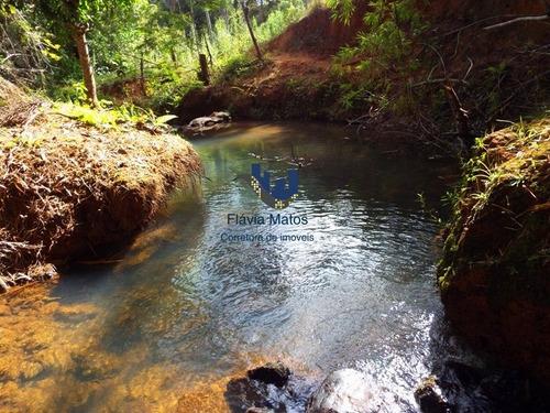 Terreno / Área Para Comprar No Zona Rural Em Jaboticatubas/mg - 547