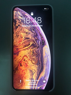 iPhone Xs Max 64 Gb Dourado
