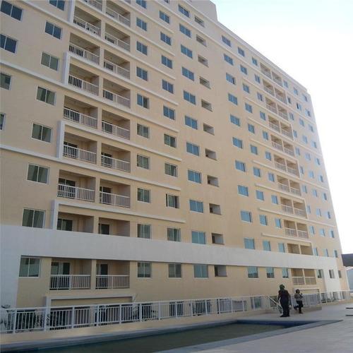 Imagem 1 de 21 de Apartamento Com 3 Dormitórios À Venda, 63 M² Por R$ 235.000,00 - Parangaba - Fortaleza/ce - Ap1775