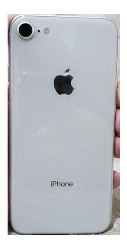 iPhone 8 64gb Prateado Silver - Usado - Tela 4,7 Polegadas