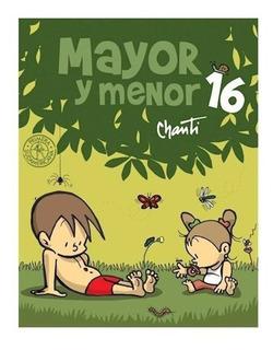 Mayor Y Menor 16 - Chanti