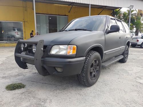 Imagem 1 de 15 de Chevrolet Blazer Dlx Sfi 4.3 4x2 V6 12v Gasolina 4p C/ Gnv
