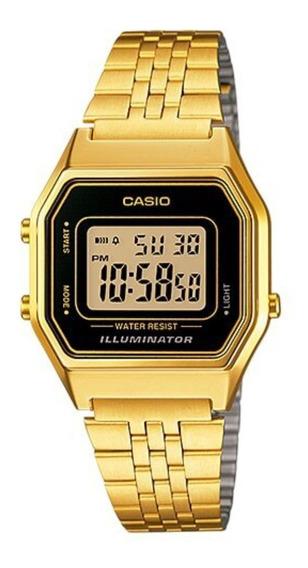 Relógio Casio Feminino Vintage La680wga-1df C/ Nota Fiscal