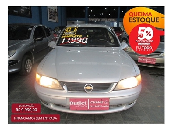 Chevrolet Vectra 2.2 Mpfi Cd 16v Gasolina 4p Manual