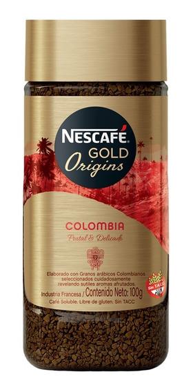 Nescafé Colombia 100gr Nestlé Oficial